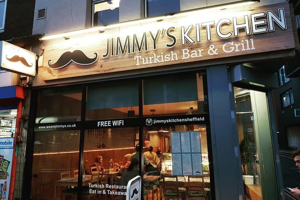 Jimmy S Kitchen Sheffield Menu Photos And Information By Godine