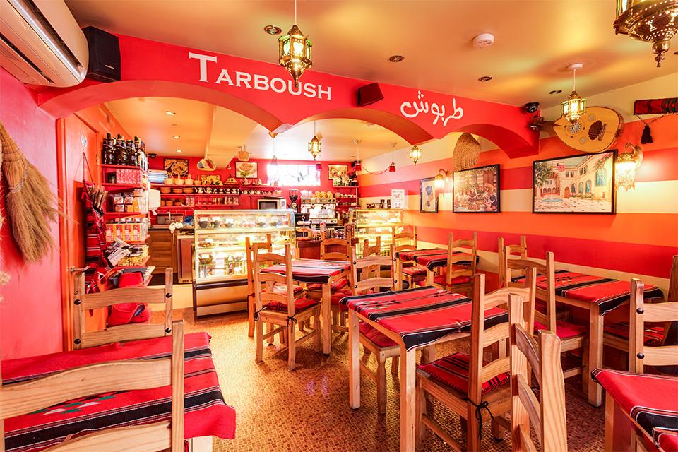 Thai Restaurant Leicester >> Tarboush Loughborough - Menus and Reviews by Go dine