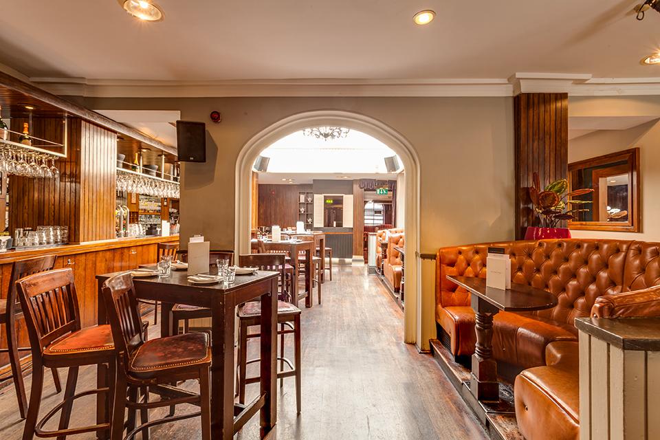 The Living Room Leeds Restaurant City Centre