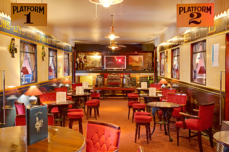 Carriages Restaurant Newhaven Reviews By Go Dine