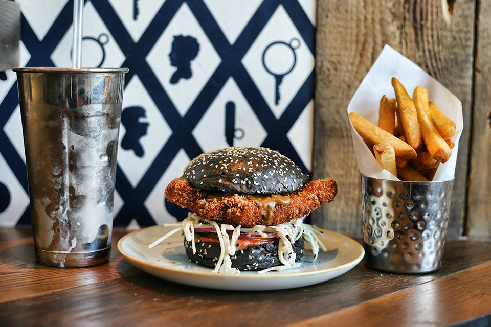 Gourmet Burger Kitchen Nottingham Reviews By Go Dine