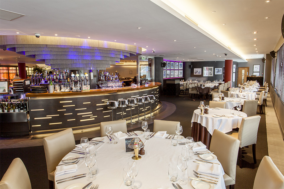 Marco Pierre White Steakhouse Nottingham Menus Reviews