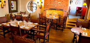 Oak Panelled Restaurant At The George Hotel Menus By Go Dine