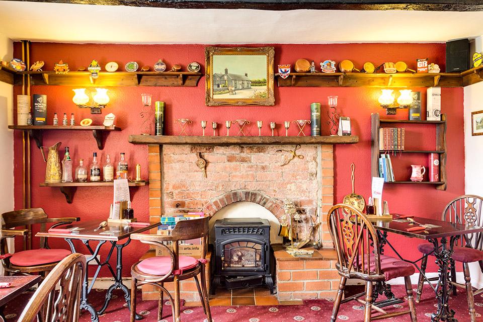 The Bluebell Inn Ashbourne