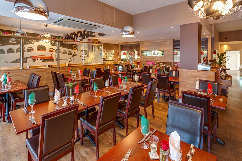 Nottingham Restaurant Reviews
