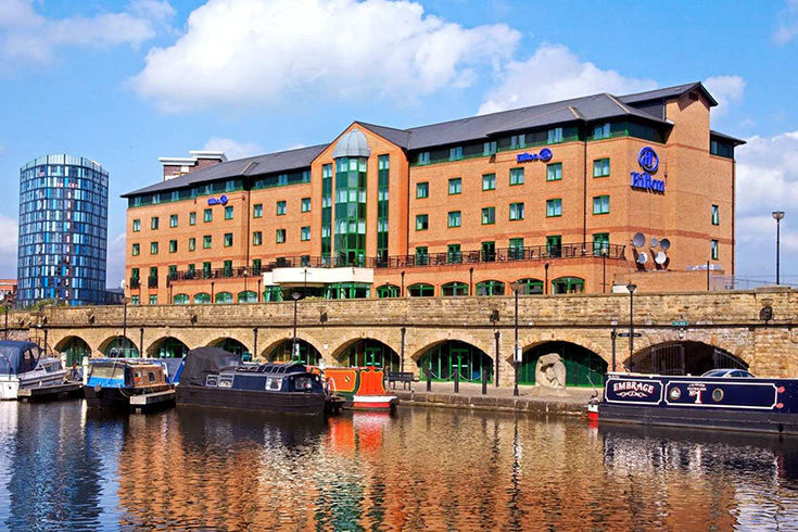 Quays Restaurant Sheffield Hilton Menus And Offers By Go