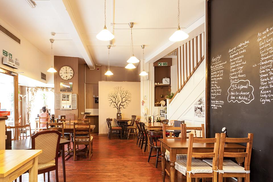 University Of Leicester Restaurant Menu