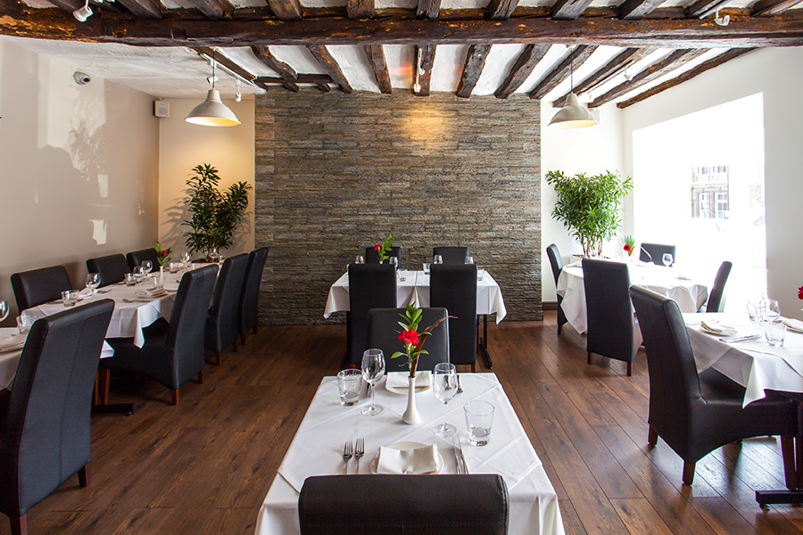 The 8848 restaurant reviews by go dine for Fish restaurant stamford