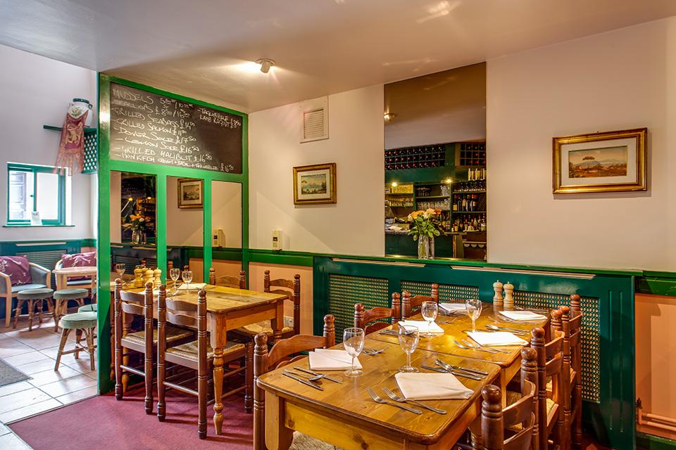 Best Restaurants In Leicester