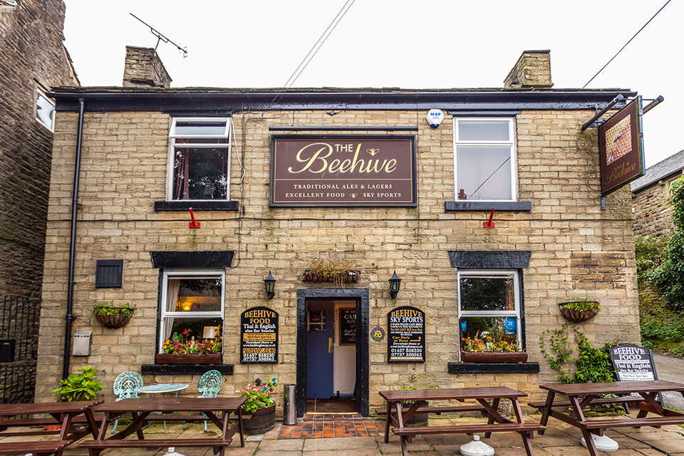 The Beehive Glossop View Menu Reviews Offers Book Now