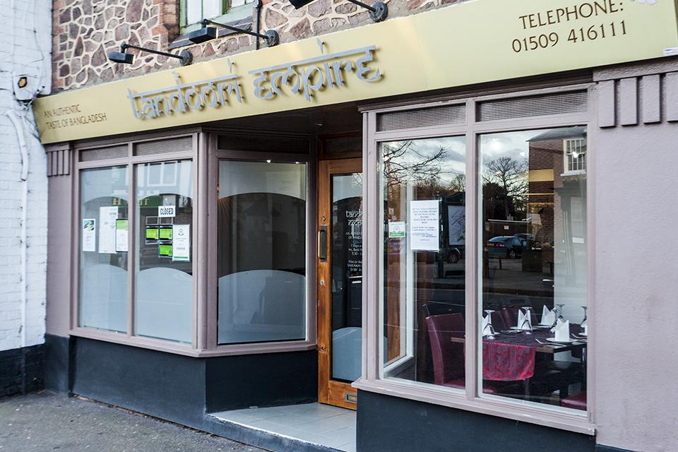 Thai Restaurant Leicester >> Tandoori Empire Quorn - Menus & Reviews by Go dine
