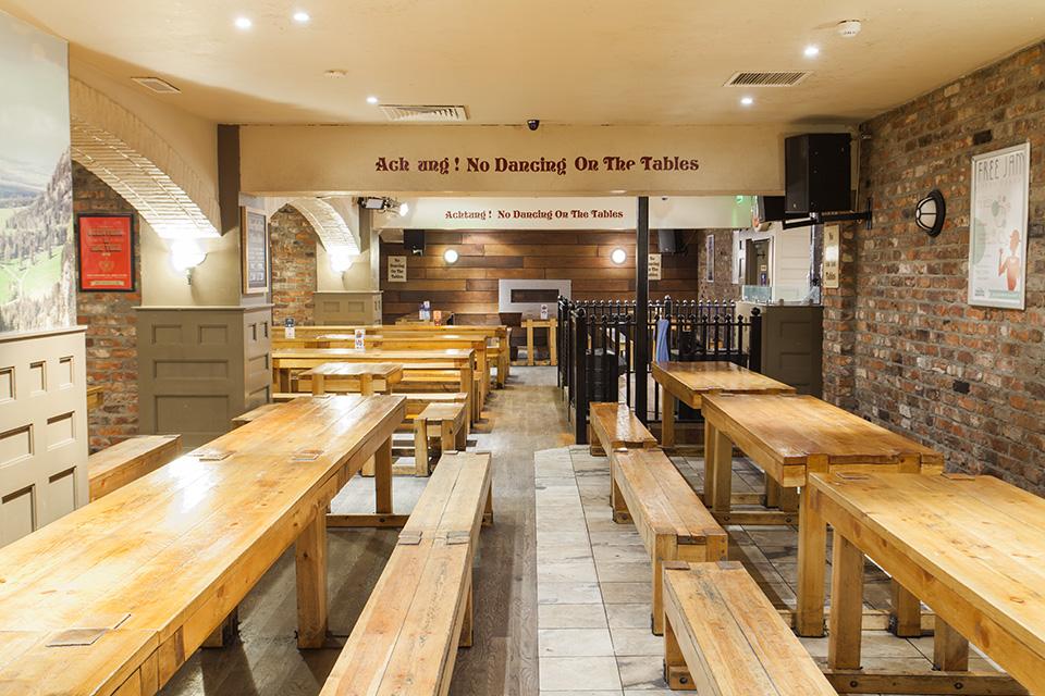 Bierkeller Leeds Menus Reviews And Offers By Go Dine