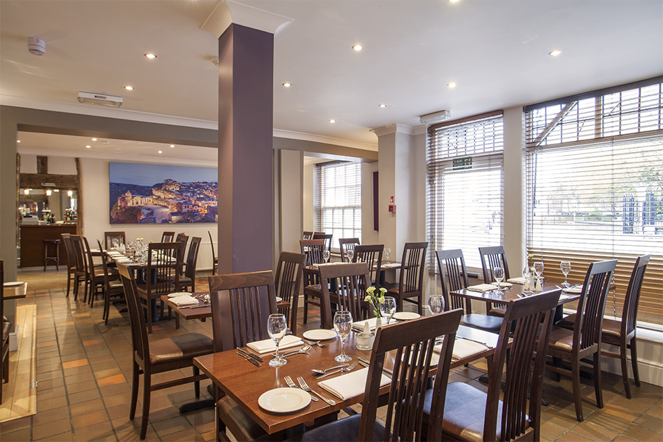 Greek Restaurant Loughborough