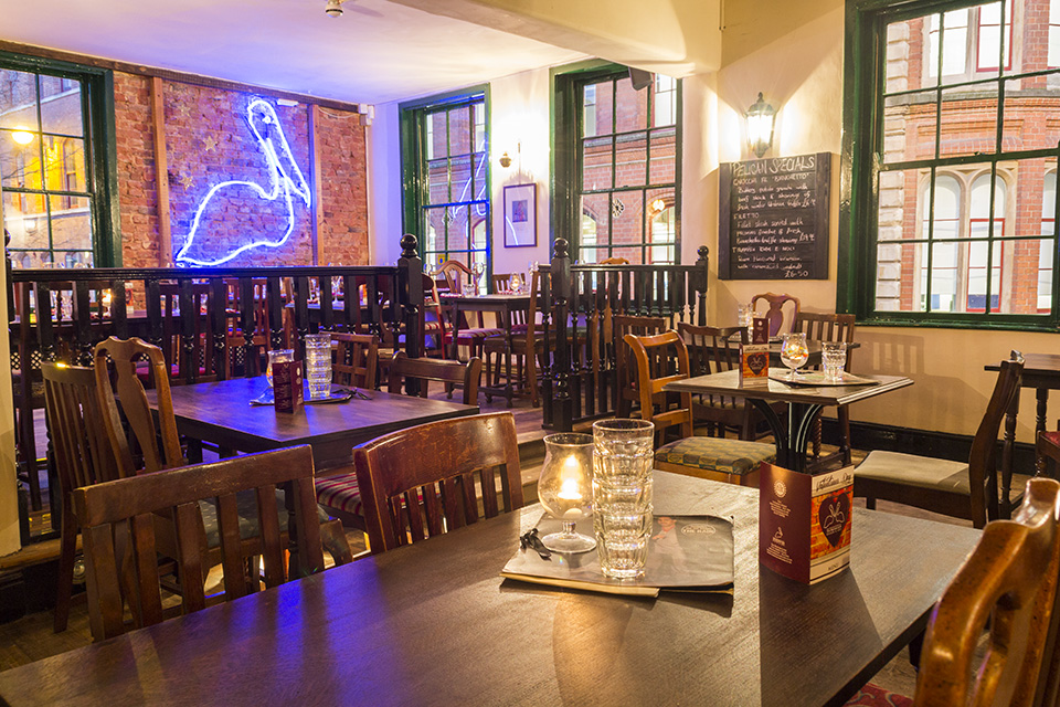 The Pelican Club Nottingham Reviews By Go Dine