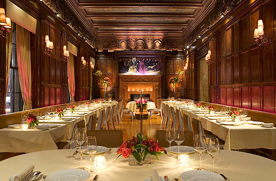Gilt Restaurant New York