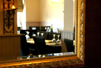 Eat out at Il Rosso restaurant Nottingham
