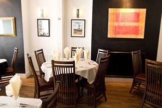 Eat out at Latino restaurant