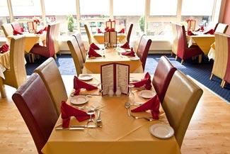 Eat out at New Delhi restaurant
