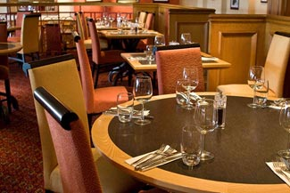Eat out at Verve Grill restaurant