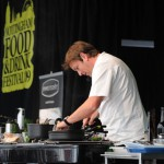 Nottingham's First Food Festival Goes Down A Storm
