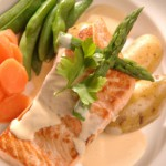 Simple to Cook Herbed Salmon Fillet Recipe