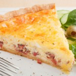 Simple Recipe for Quiche Lorraine