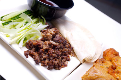 Crispy Duck recipe by Go dine