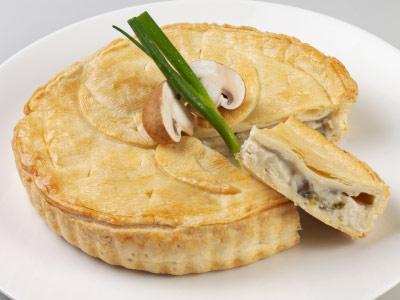 Chicken Pie recipe by Go dine