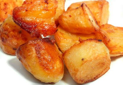 How To Cook Crispy Potatoes