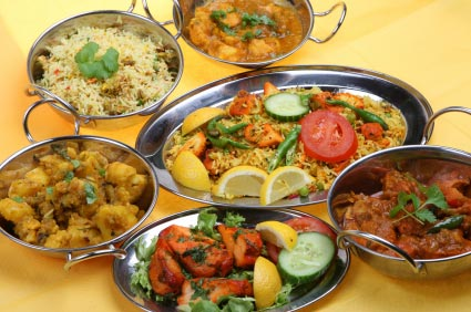 Choosing the right Indian Meal from a Restaurant Menu