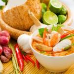 Chosing a Meal at a Thai Restaurant