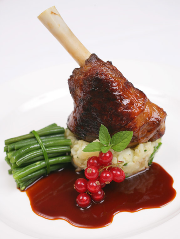 Lamb kleftico recipe for Fine dining gourmet recipes