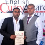 The Curry Lounge in Nottingham Wins Top Award