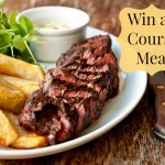 WIN a Free 3 Course Meal & Glass of Wine