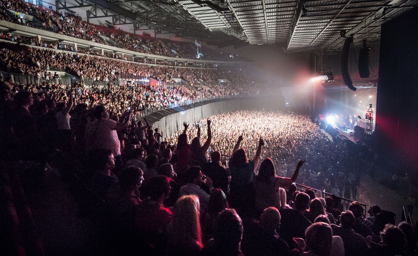 Round Table Seating Capacity Music Venues In Leeds A Quick City Guide For Music Lovers