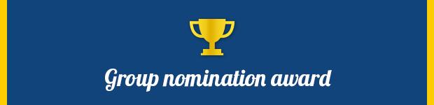 Go dine Groups monthly nomination scheme