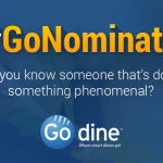 #GoNominate Competition – WIN A Free Meal