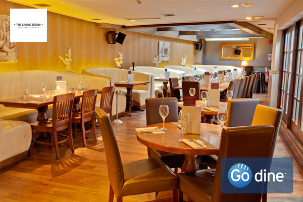 Book your graduation meal at The Living Room Nottingham