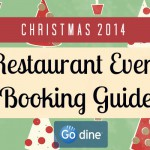 Christmas 2014: Restaurant Event Booking Guide