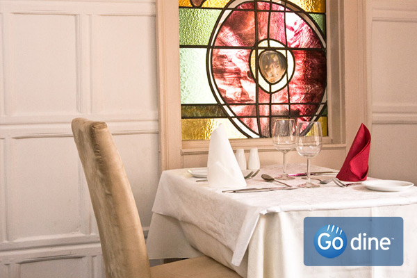Romantic restaurants in Derby meals