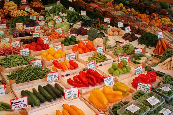 Where to buy local fruit and veg