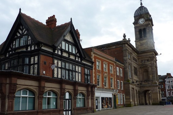 Guildhall Theatre in Derby