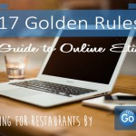17 Golden Rules – Online Etiquette for Restaurants