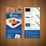 Go dine is giving away restaurant vouchers