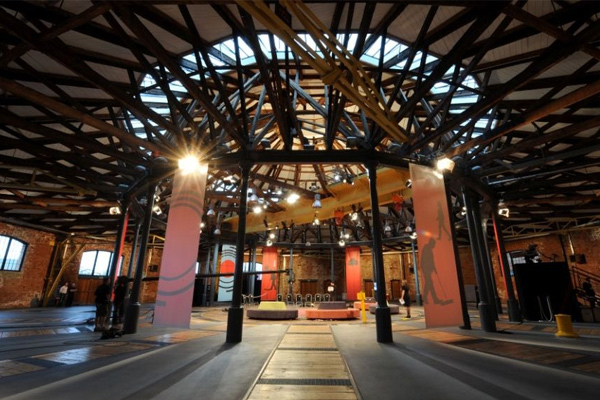 The Roundhouse Derby Christmas Market