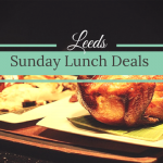 The Best Places for Sunday Lunch in Leeds
