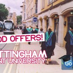 Fantastic Food Offers Near Notts Trent Uni