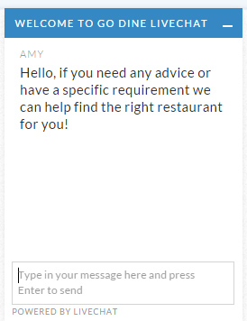 The best way to find the right restaurant for you