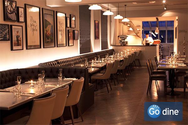 Top romantic restaurants in Derbyshire
