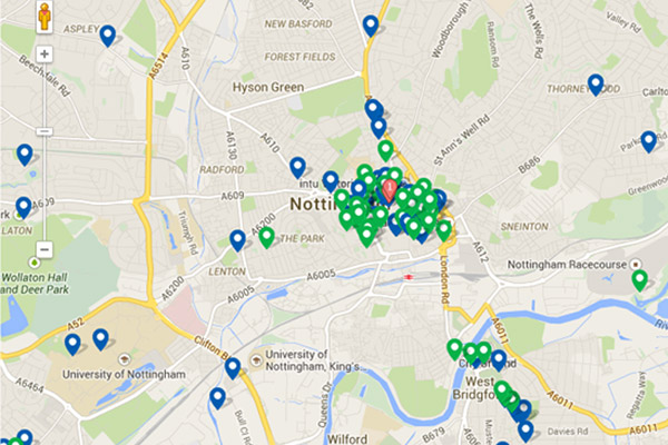 nottingham-map